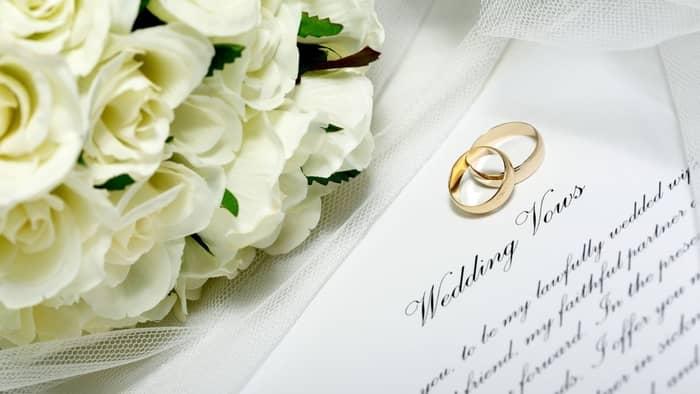 feminist wedding vows