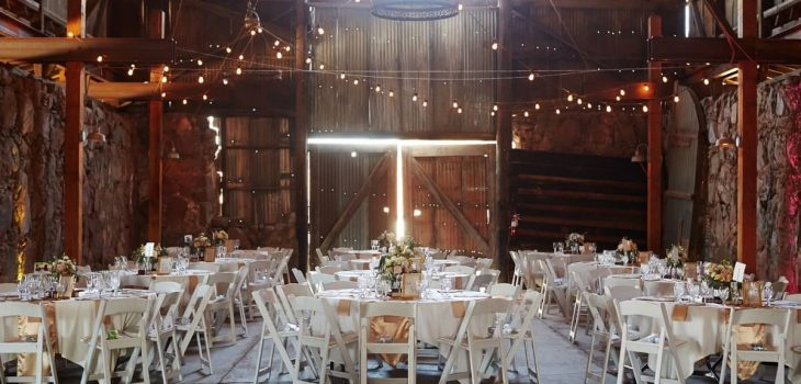 What Do You Wear To a Barn Wedding