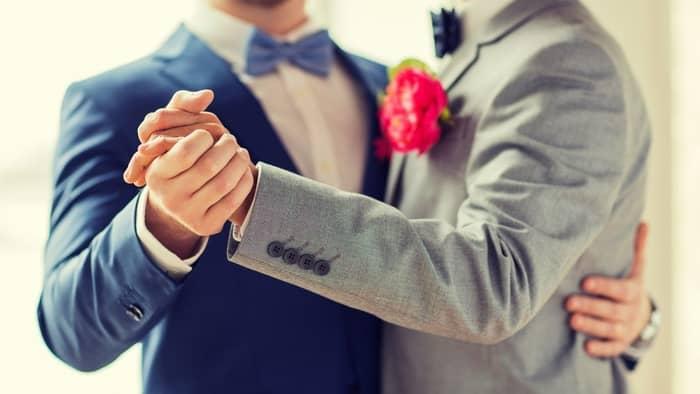 gay wedding plans
