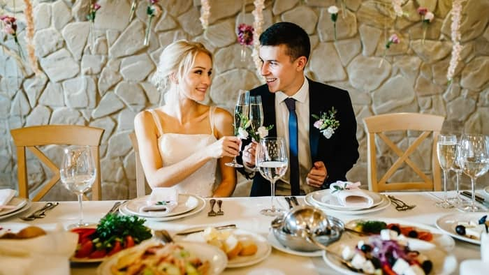 restaurants to have a wedding reception