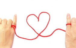 Red String Of Fate Wedding Ceremony