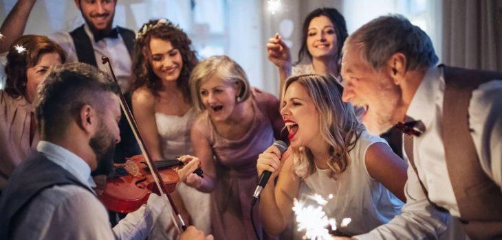 Songs Bride Sings To Groom At Wedding